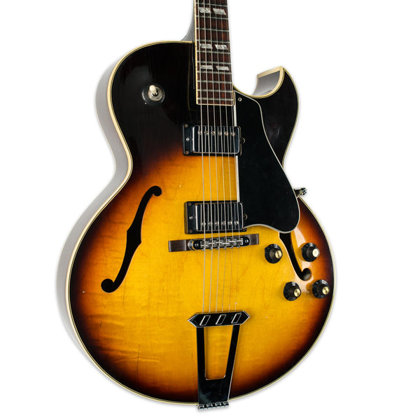 USED 1968 GIBSON ES-175 ALL ORIGINAL EXCEPT MACHINE HEADS