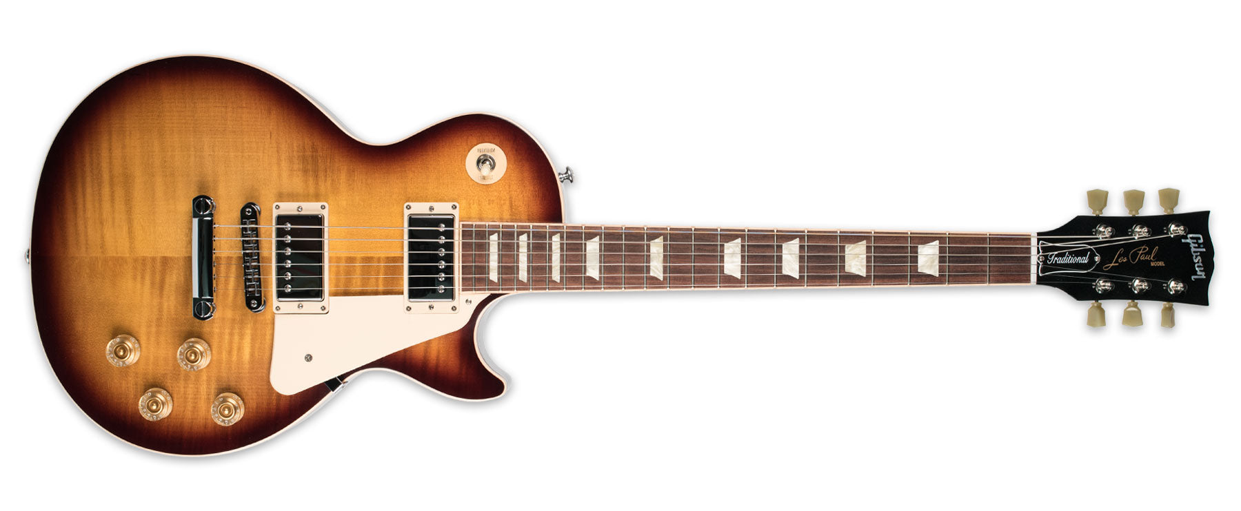 GIBSON 2016 LES PAUL TRADITIONAL T DESERT BURST