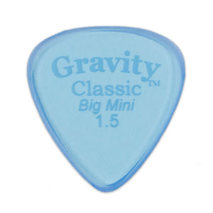 GRAVITY PICKS CLASSIC BIG MINI, Bulk, 1.5mm