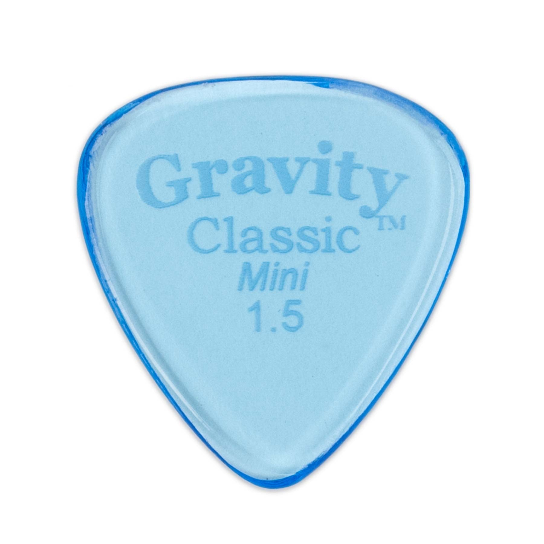 GRAVITY PICKS CLASSIC MINI, Bulk, 1.5mm