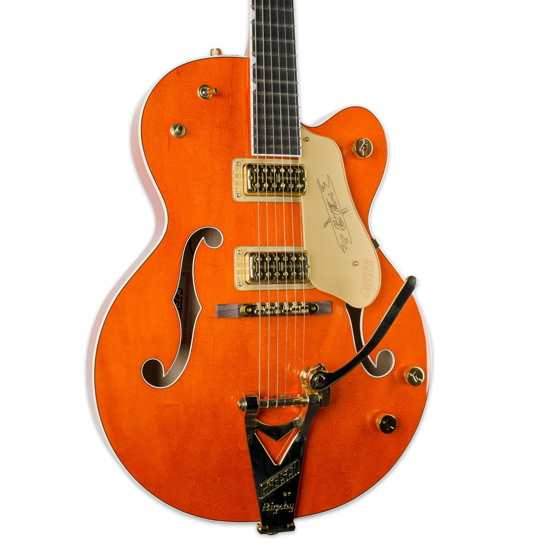 GRETSCH G6120 CHET ATKINS HOLLOWBODY
