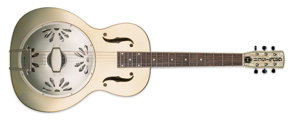 GRETSCH G9202 HONEY DIPPER SPECIAL ROUND NECK RESONATOR GUITAR