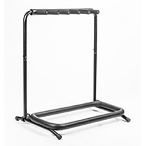 YORKVILLE 5 GUITAR FOLDING TOURING STAND