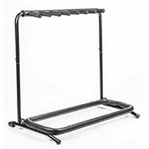 YORKVILLE 7 GUITAR FOLDING TOURING STAND