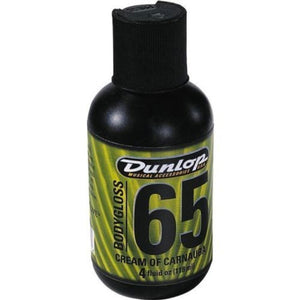 DUNLOP #65 BODYGLOSS CREAM WITH CARNAUBA WAX