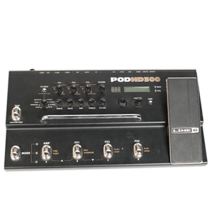 USED LINE 6 HD300 WITH POWER SUPPLY