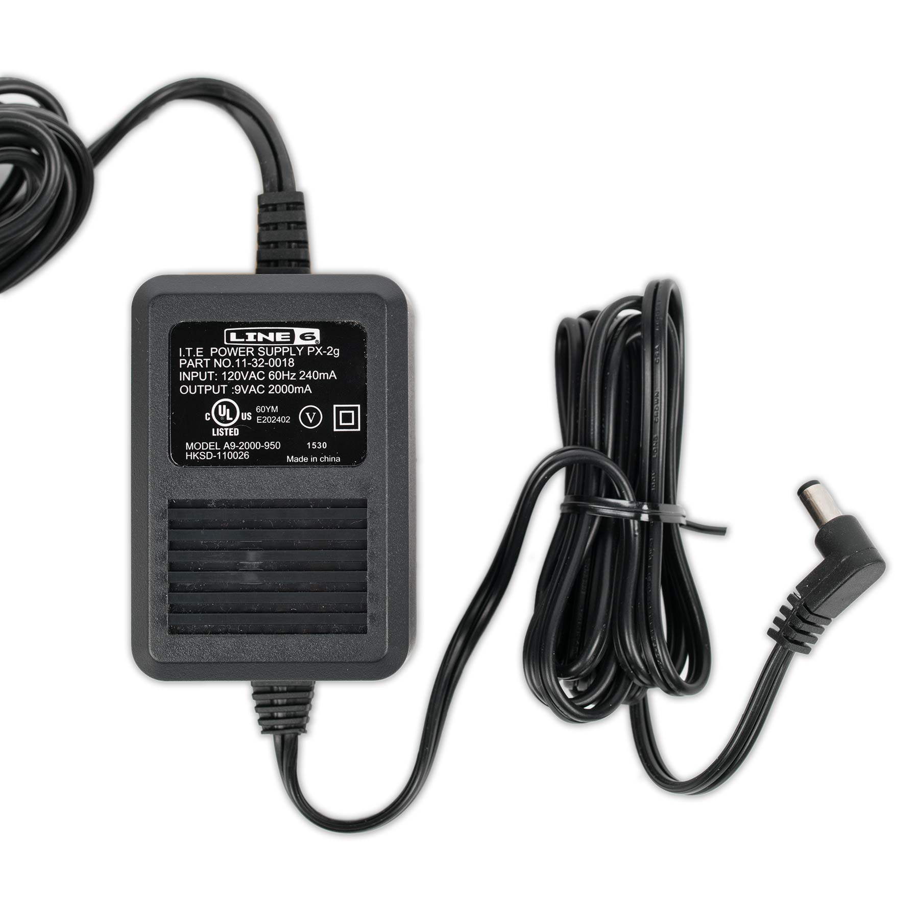 LINE 6 120V POWER SUPPLY