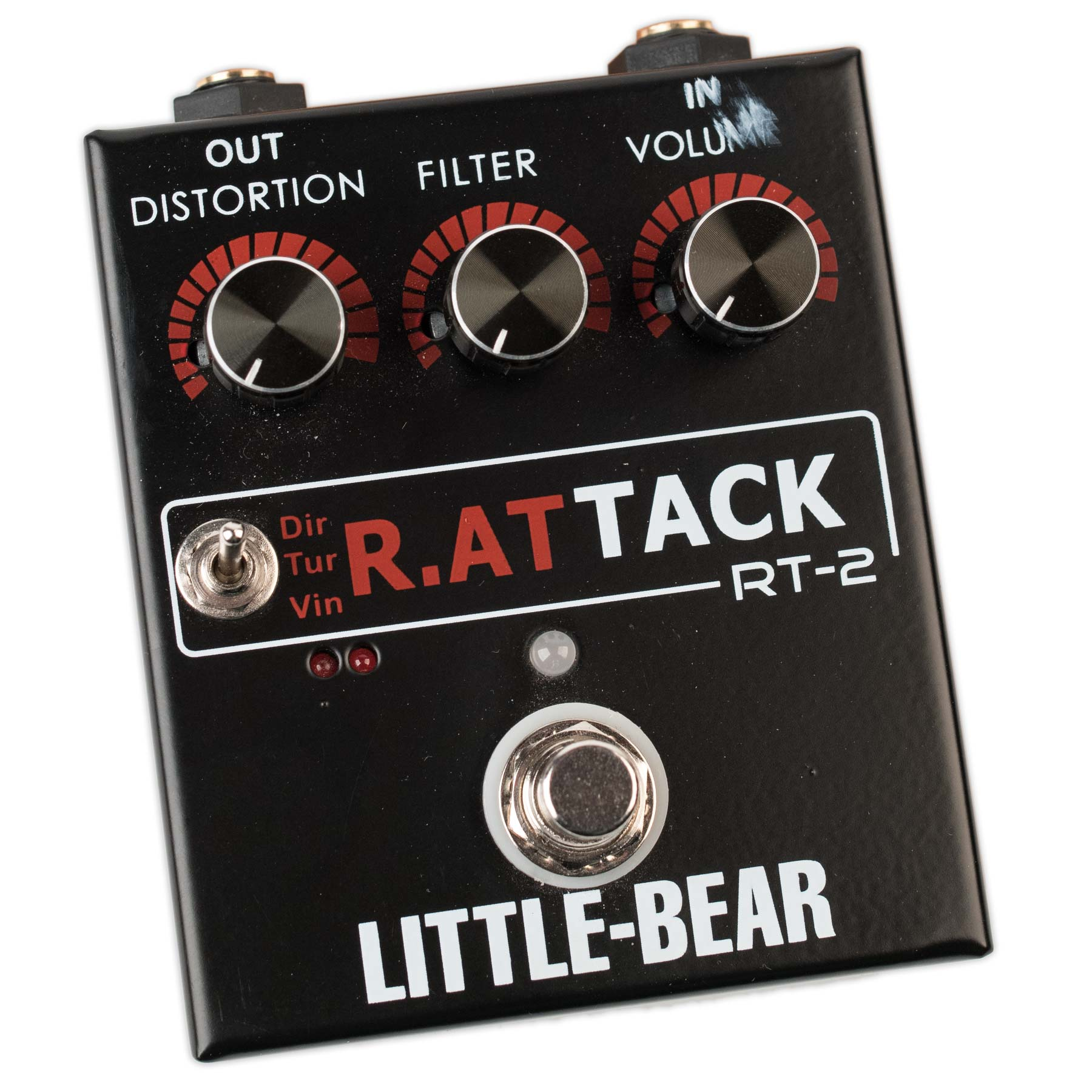 USED LITTLE BEAR RA.TTACK