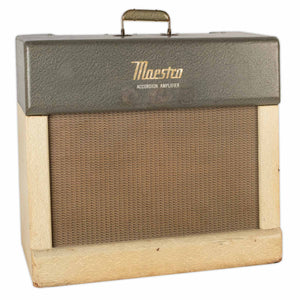 VINTAGE 1955 MAESTRO GA-45T WITH COVER AND FOOTSWITCH