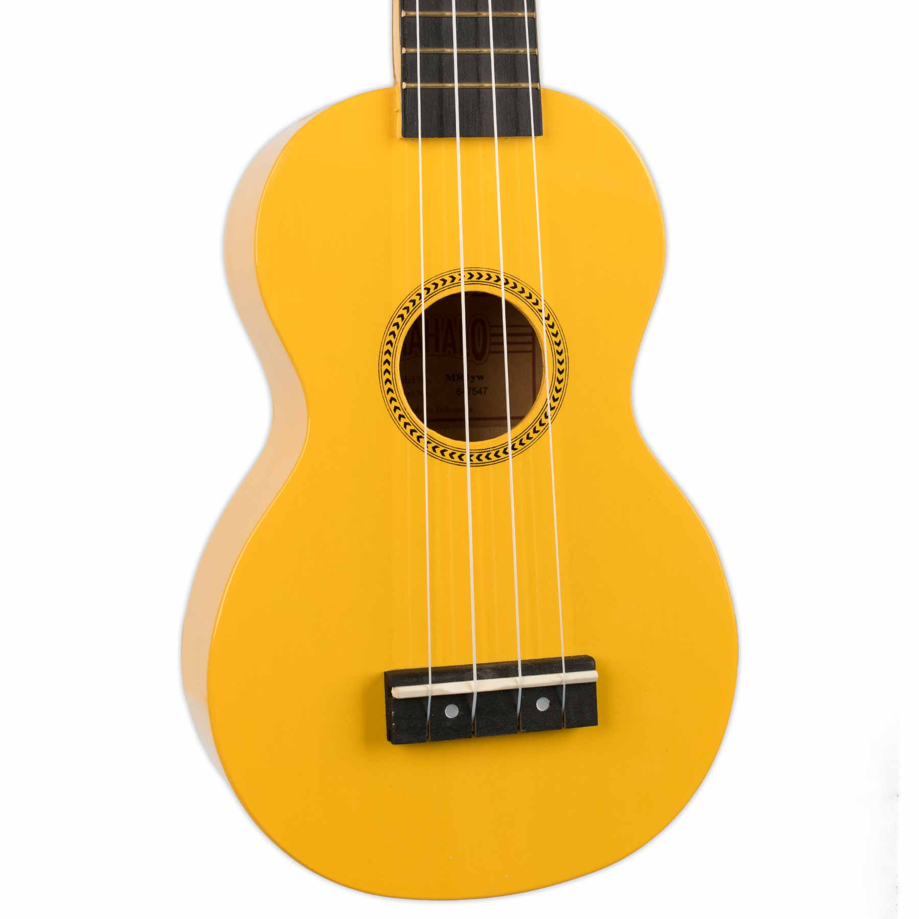 MAHALO SOPRANO UKULELE WITH BAG YELLOW