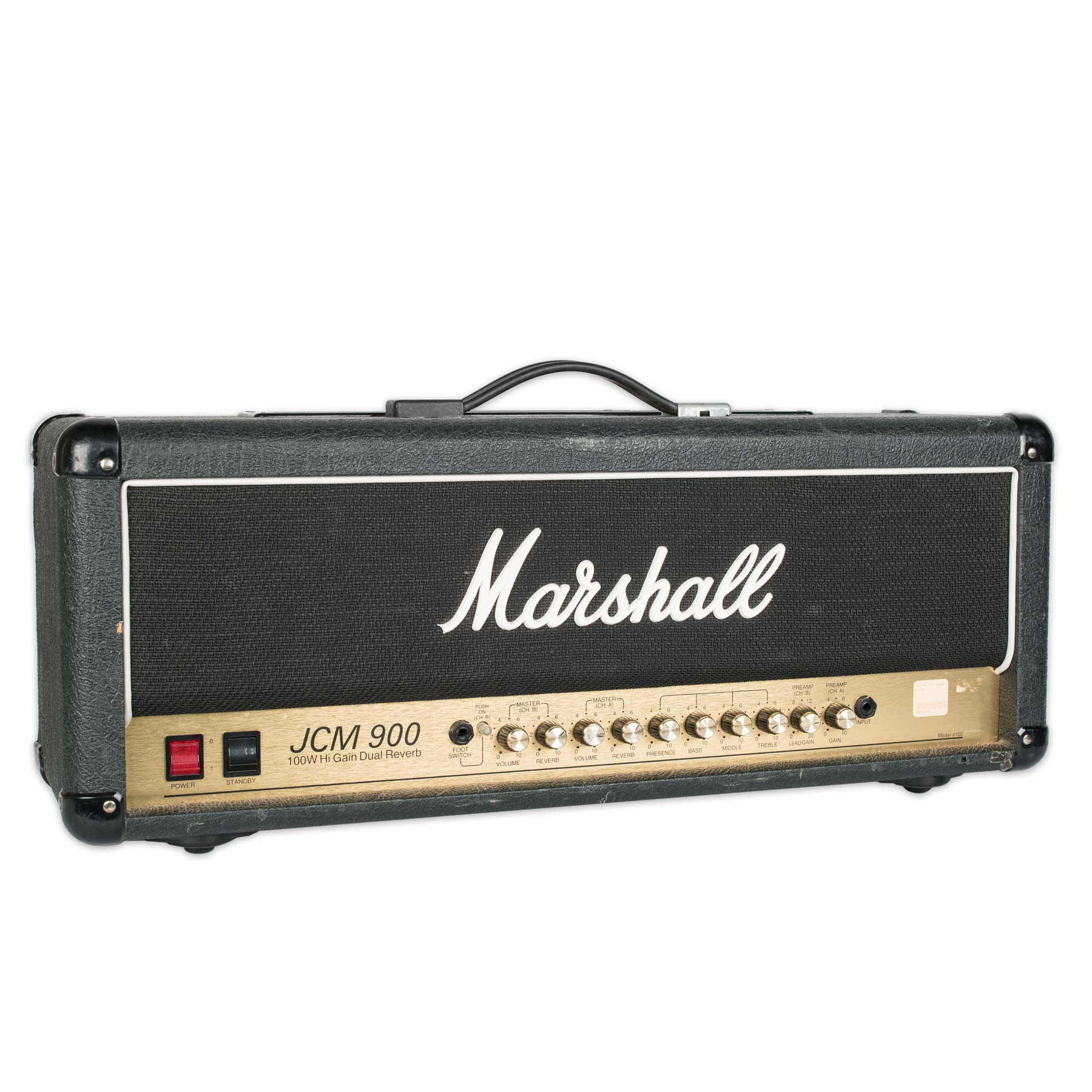 USED 2006 MARSHALL JCM 900 HEAD