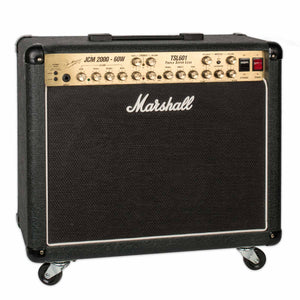 USED MARSHALL TSL 601 WITH FOOTSWITCH AND COVER