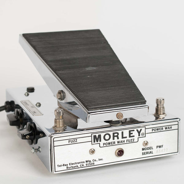 USED MORLEY POWER WAH