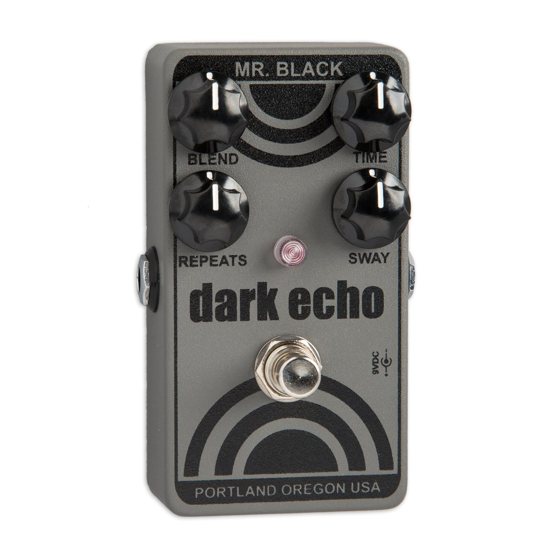 MR. BLACK DARK ECHO MODULATED ECHO GENERATOR