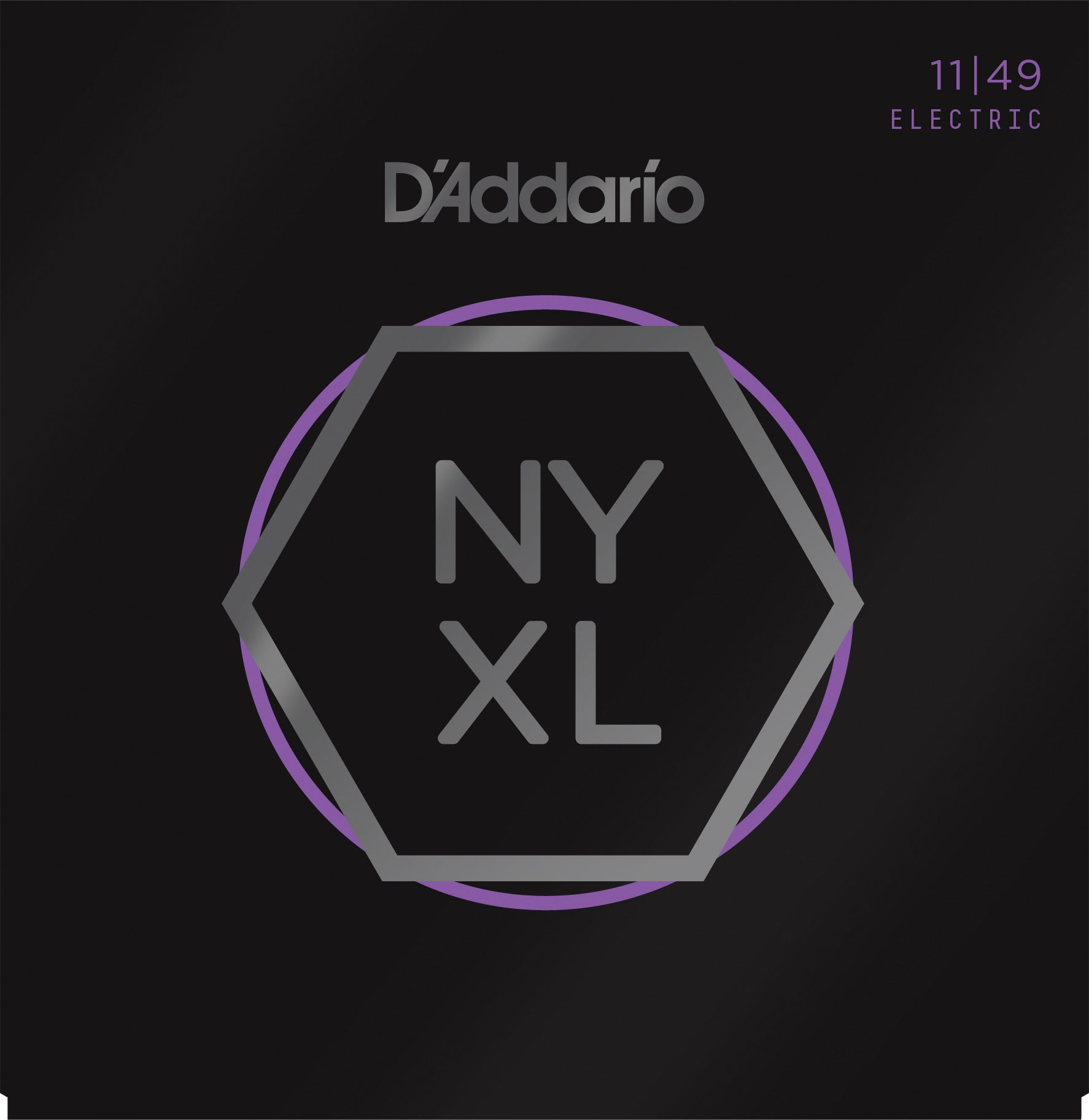 D'ADDARIO NYXL .11-.49 NICKEL WOUND STRINGS