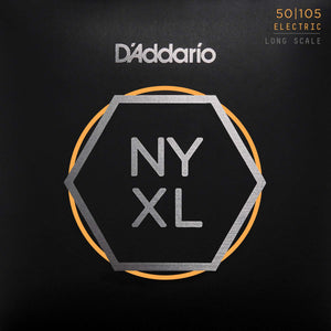D'ADDARIO NYXL LONG SCALE BASS STRINGS 50-105