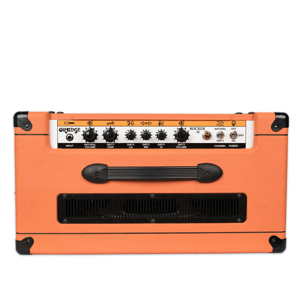USED ORANGE ROCKER 30 1X12 TUBE AMPLIFIER