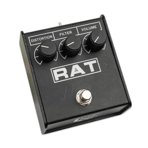 USED PROCO RAT DISTORTION WITH KEELEY MOD