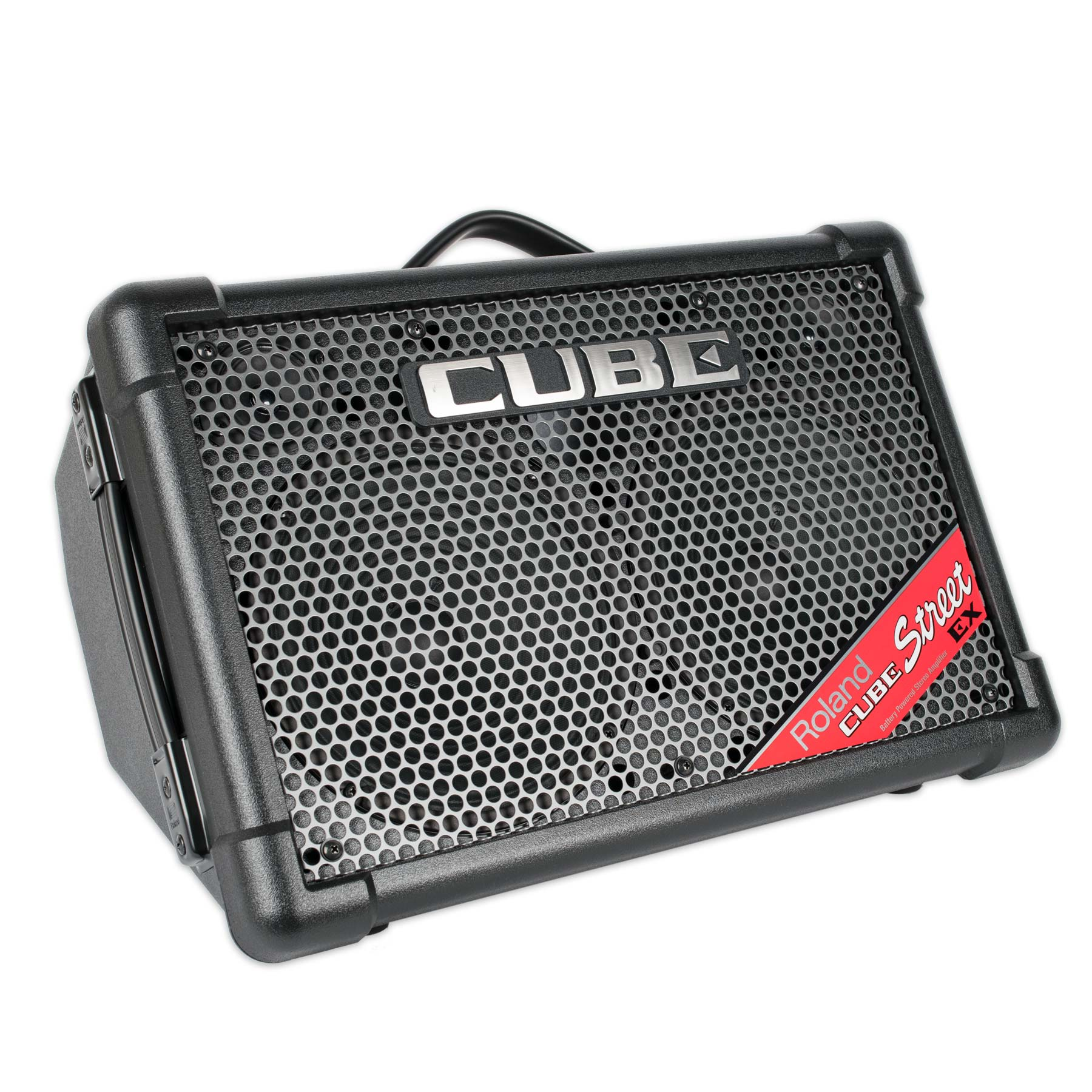 ROLAND CUBE STREET EX BATTERY POWERED GUITAR AMPLIFIER