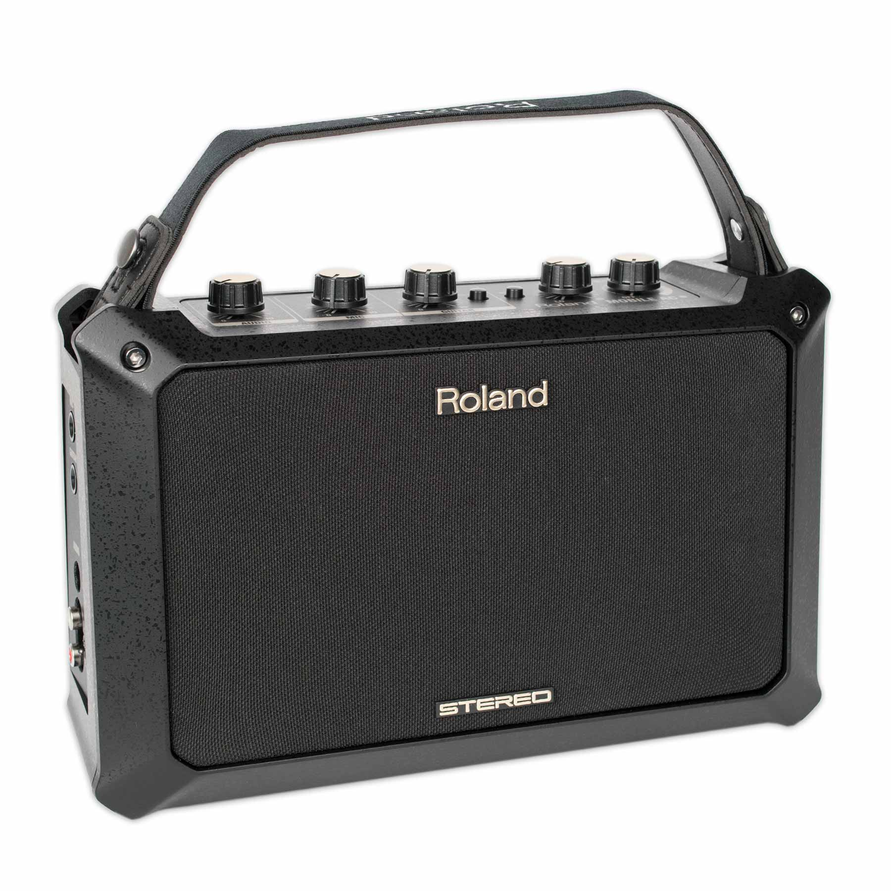 ROLAND BATTERY POWERED ACOUSTIC STEREO AMPLIFIER