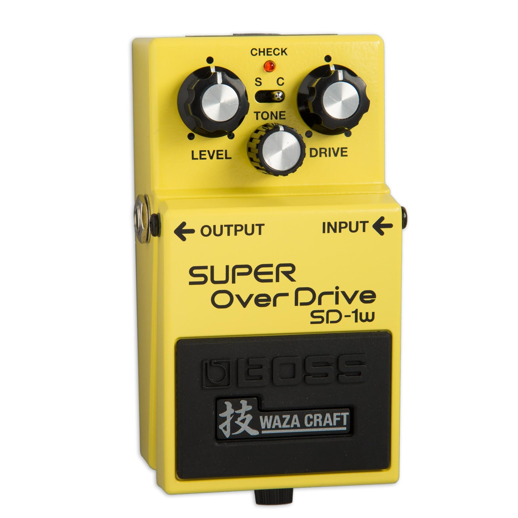 BOSS SD-1W WAZA CRAFT SUPER OVERDRIVE