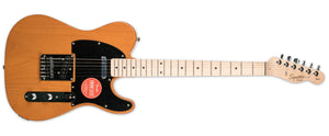 SQUIER AFFINITY TELECASTER, BUTTERSCOTCH BLONDE, MN