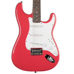 SQUIER BULLET STRATOCASTER HT , FIESTA RED, RW