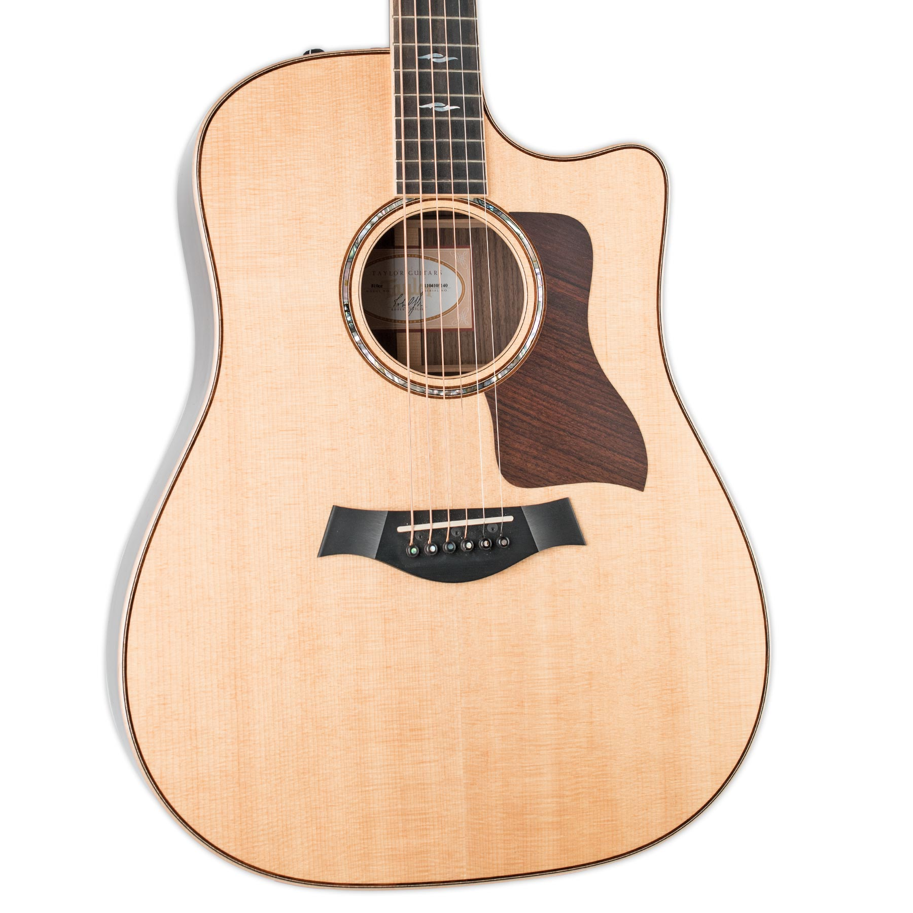 TAYLOR 810CE ACOUSTIC ELECTRIC