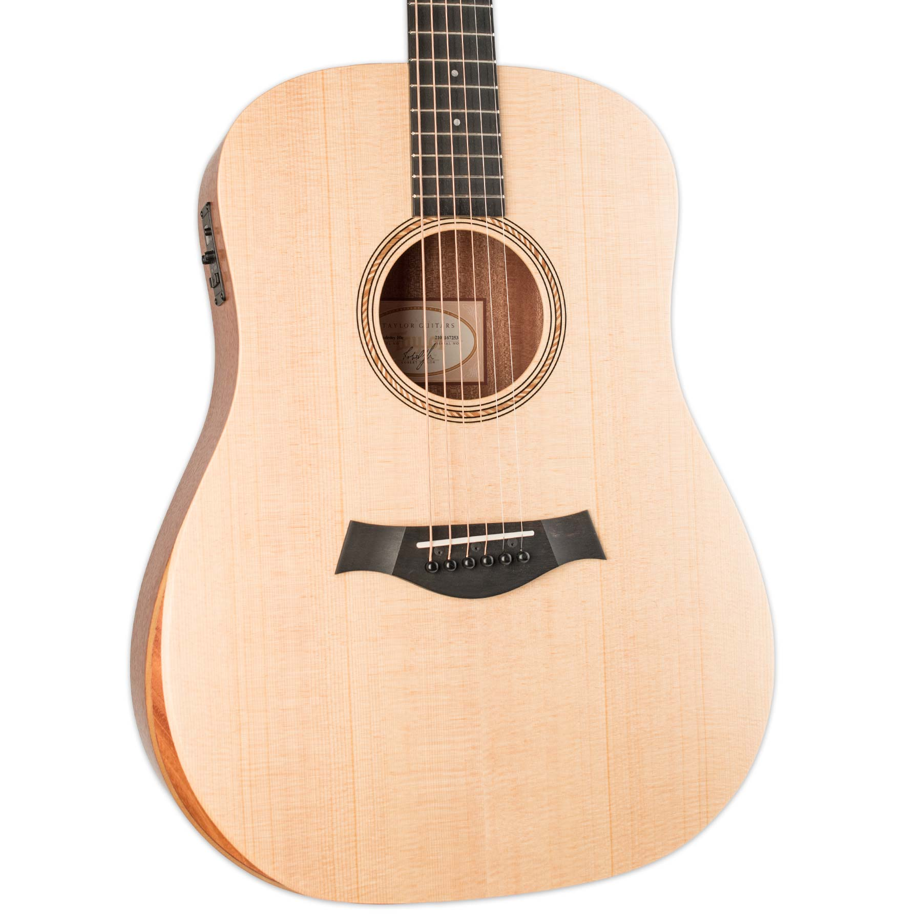 TAYLOR ACADEMY 10e ACOUSTIC ELECTRIC GUITAR WITH BAG