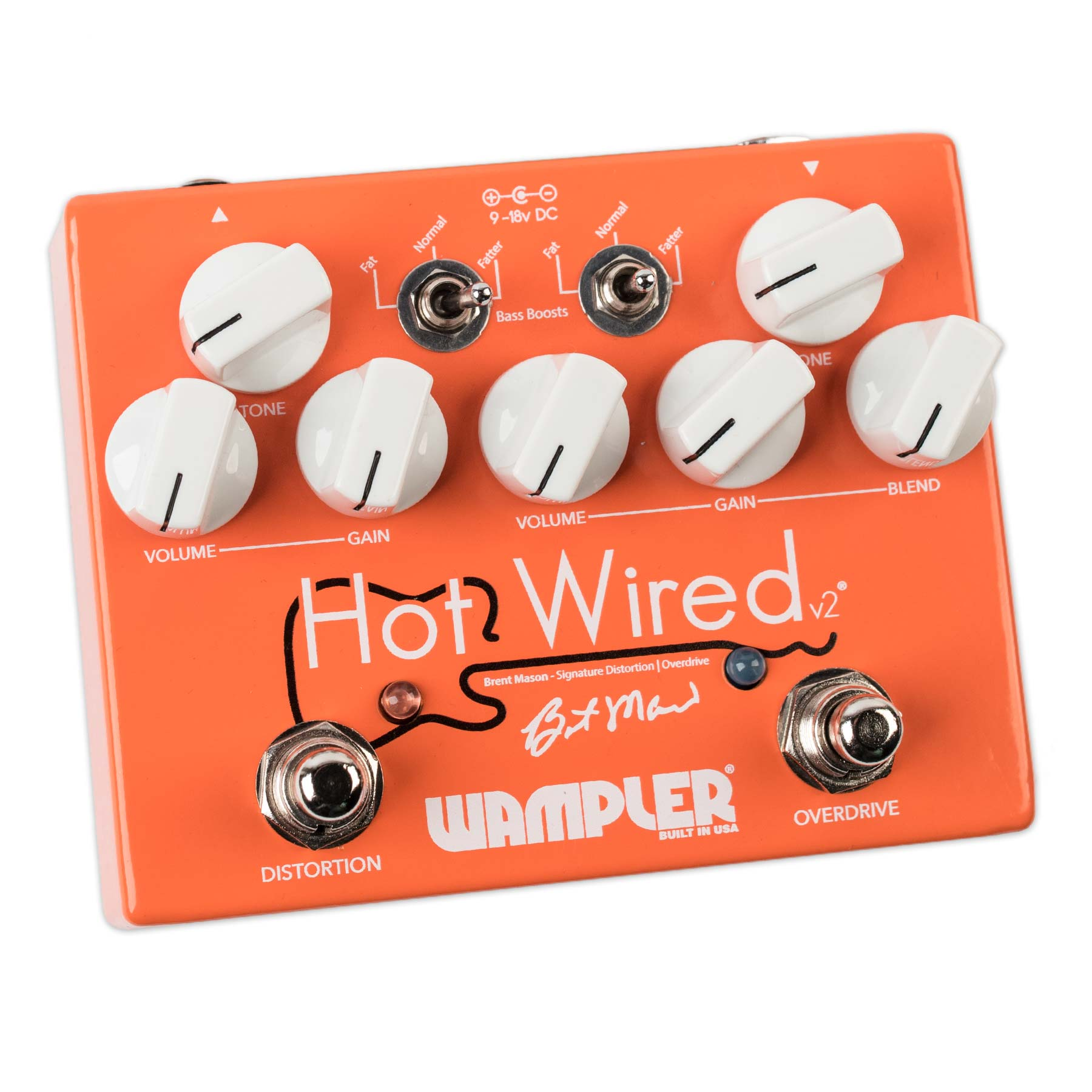 WAMPLER HOT WIRED V2