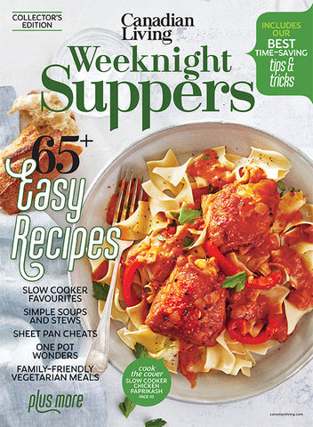 Weeknight Suppers