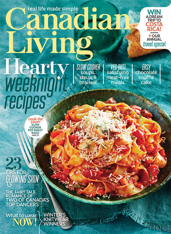 January / February 2019 | Hearty Weeknight Recipes