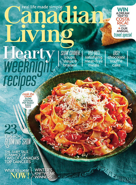 JANUARY-FEBRUARY 2019 | HEARTY WEEKNIGHT RECIPES