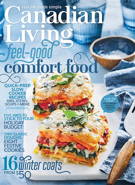 NOVEMBER 2017 | FEEL-GOOD COMFORT FOOD