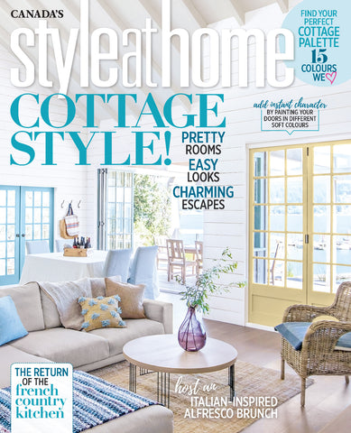 August 2018 | Cottage Style!