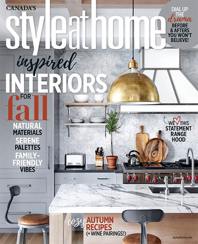 October 2018 | Interiors For Fall!