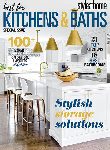 Kitchen & Bath | Stylish, Storage & Solutions | 2020