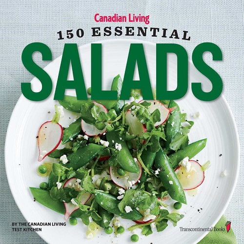 Canadian Living: 150 Essential Salads