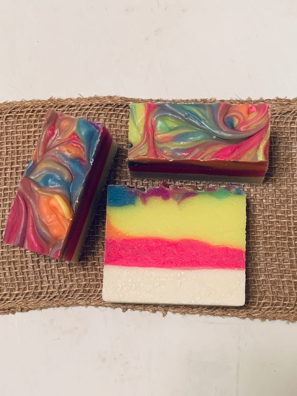 Happy Hippie Soap
