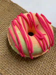 Gone Bananas Donut Bath Bomb