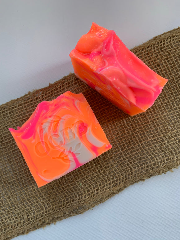Nothing Rhymes With Orange Soap Bar