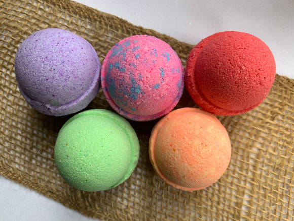 Candy Shop Bath Bomb Mini's