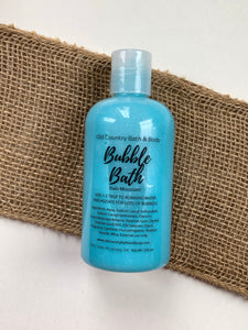 Beach Bum Bubble Bath