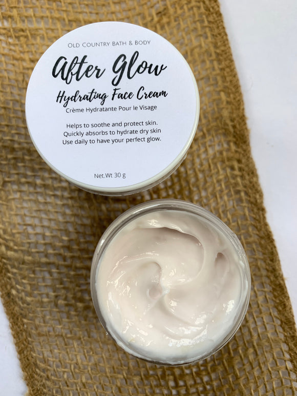 After Glow Face Cream