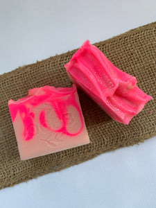Pink Sands Soap Bar
