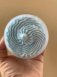 Happy Thoughts whipped soap