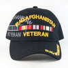 MI1057 Iraq Afghanistan Veteran Military Caps Wholesale [Black]
