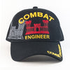 MI1059 Combat Engineer Military Caps Wholesale [Black]