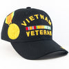 MI233 Vietnam Veteran Military Caps Wholesale [Black]