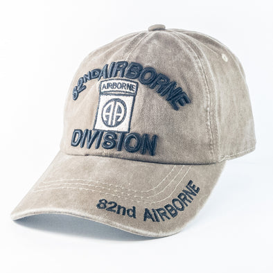 MI186 COTTON  82nd Airborne Division Military Caps Wholesale [Multi Color]